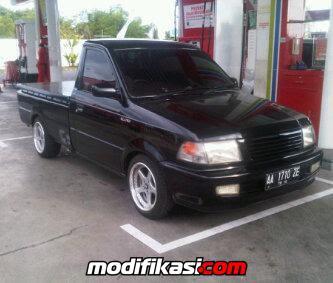 Download Gambar Mobil Kijang Kapsul Pick Up