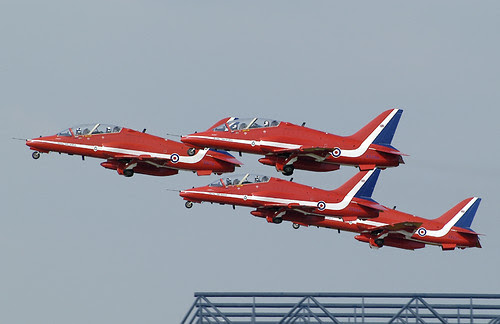 Red Arrows Cardiff 1 090705