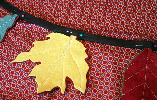Pinned Leaves