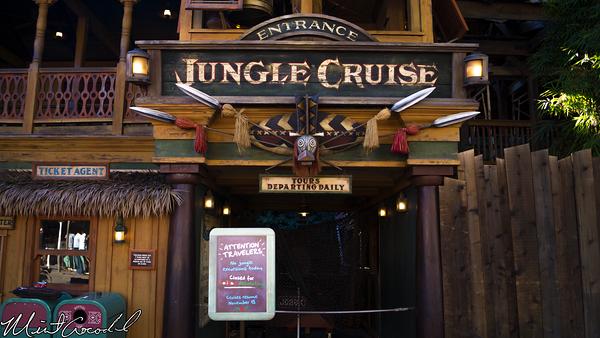 Disneyland Resort, Disneyland, Jungle Cruise, Jingle Cruise