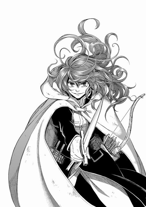 紐結びの魔道師リクエンシスが1500年の呪いに挑む白銀の巫女 紐結びの
