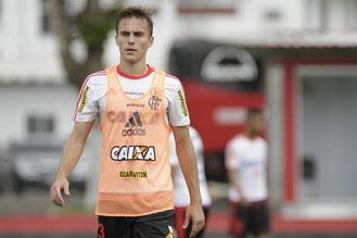 Bressan está de volta ao Ninho após participar do Pan (Foto: Gilvan de Souza / Flamengo)
