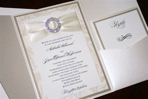 Top 9 Walmart Wedding Invitations #7395 With Wedding