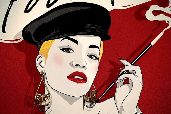 Rita Ora's New Single 'Poison' Surfaced Online