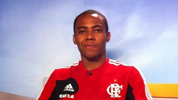 Elias Flamengo Arena SporTV (Foto: Divulgação SporTV)