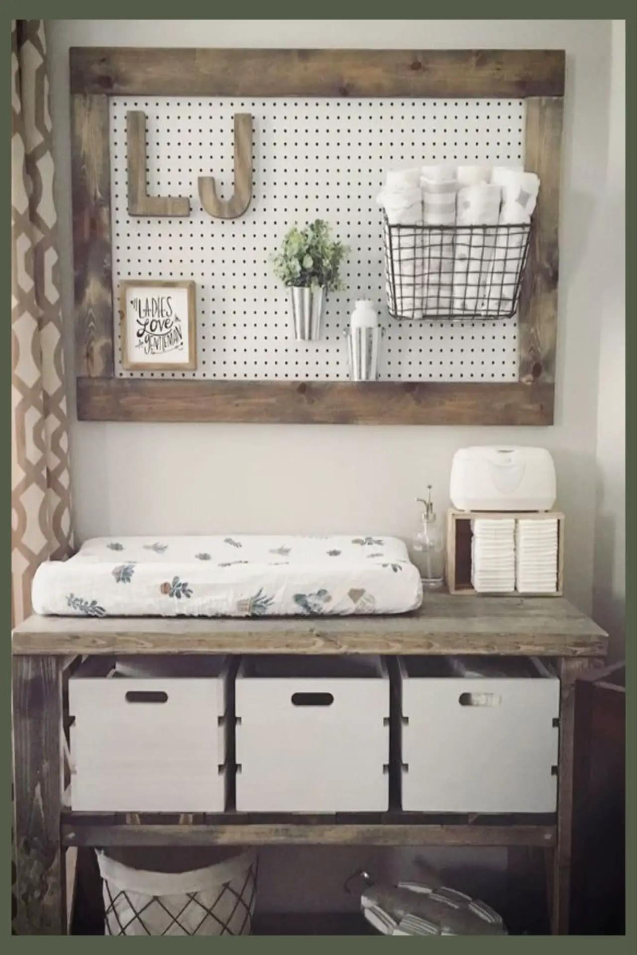 Rustic Baby Boy Nursery Themes PICTURES & Nursery Decor ...