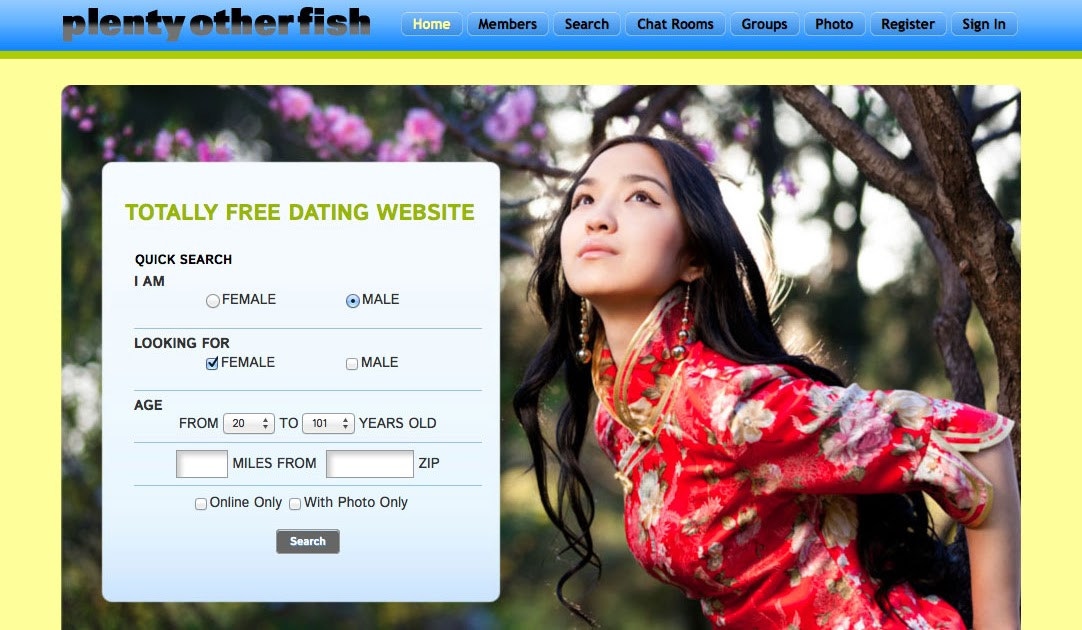 Pof fish dating site