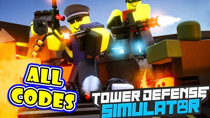Tower Defense Games Roblox