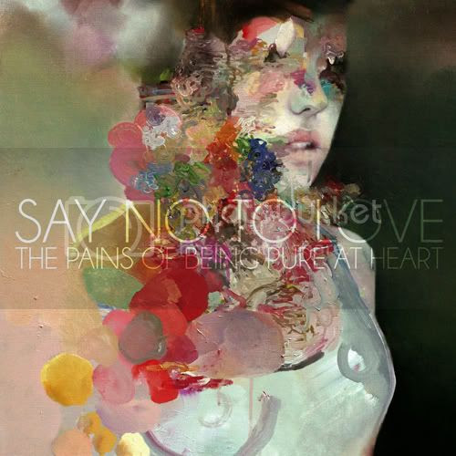 The Pains Of Being Pure At Heart - Say No To Love [7''] (2010)