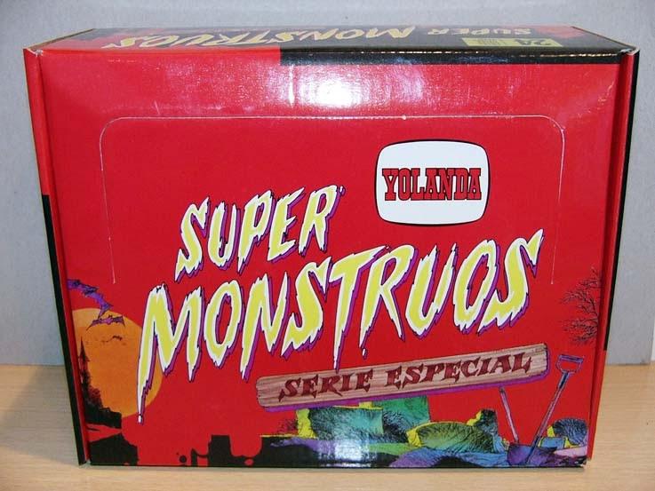 Yolanda Super Monstruos Box