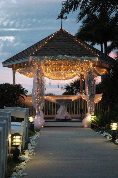 1000  images about Gazebo wedding decorations on Pinterest