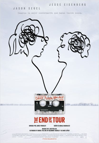The End of the Tour : Cartel