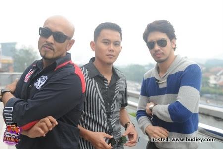 Jobot, Adam Shah, Saiful Nizen