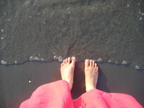 Hello, Atlantic Ocean