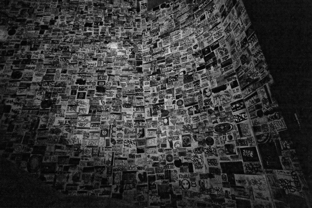 Ace Hotel wall