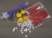 Carnival Bead Palette