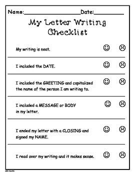 letter template year 4  luadeneonblog.blogspot.com: Friendly Letter Writing Templates