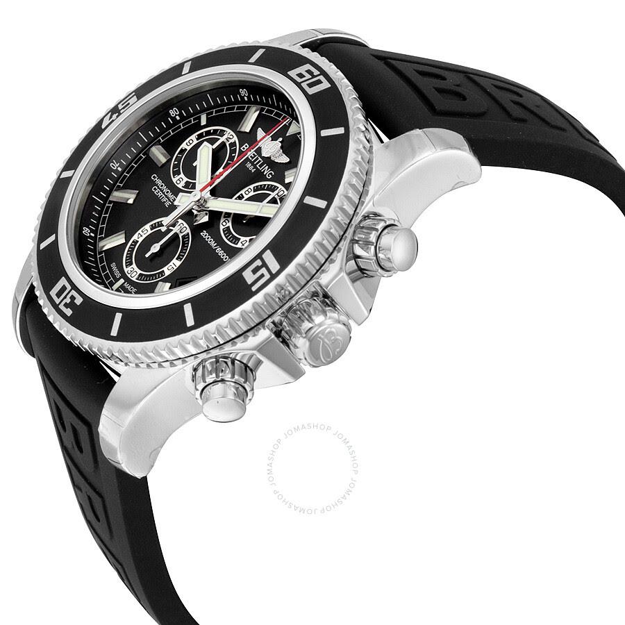 Breitling Superocean Chronograph M2000 Men's Watch ...