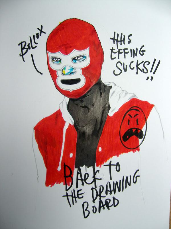 RED BOLLOX!!!