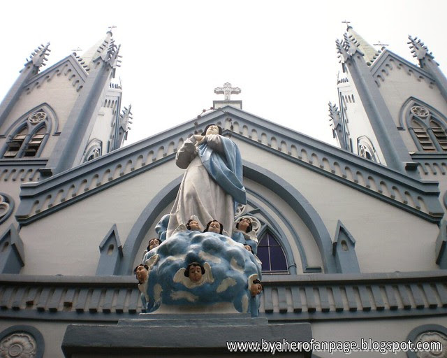 Immaculate Conception Church in Palawan