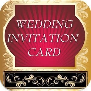 Wedding Invitation Cards maker   Android Apps on Google Play