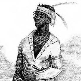 John Horse, a Black Seminole warrior who led hundreds in an escape from American bondage in 1837, re-ignited resistance to US Imperialism in 19th century Florida. by Pan-African News Wire File Photos