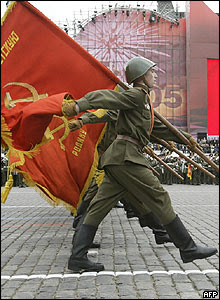 Red Square Soldiers