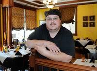 Matthew Buschle of Virgils Cafe