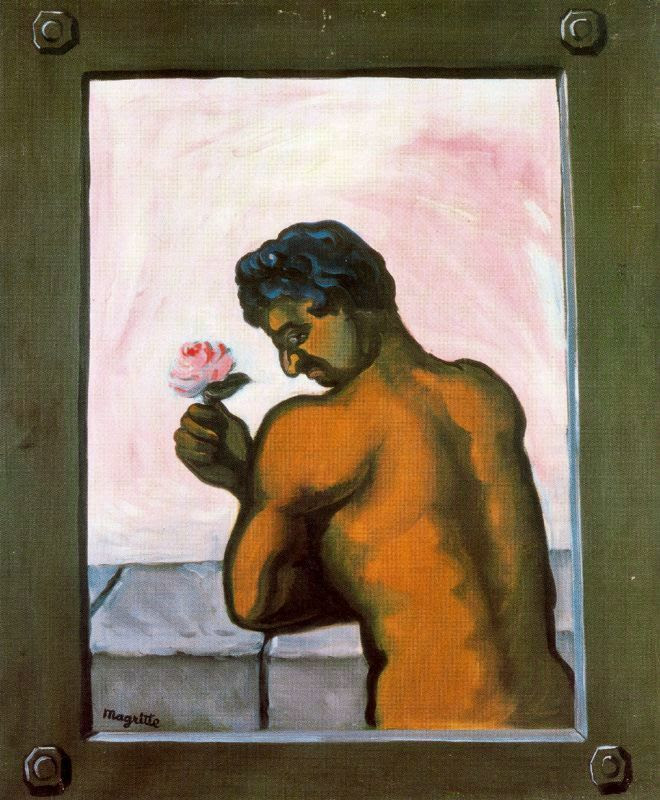 The psychologist, 1948 Rene Magritte