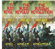 Russian Revolution Storms Across Century 1917 2017 Book Cover