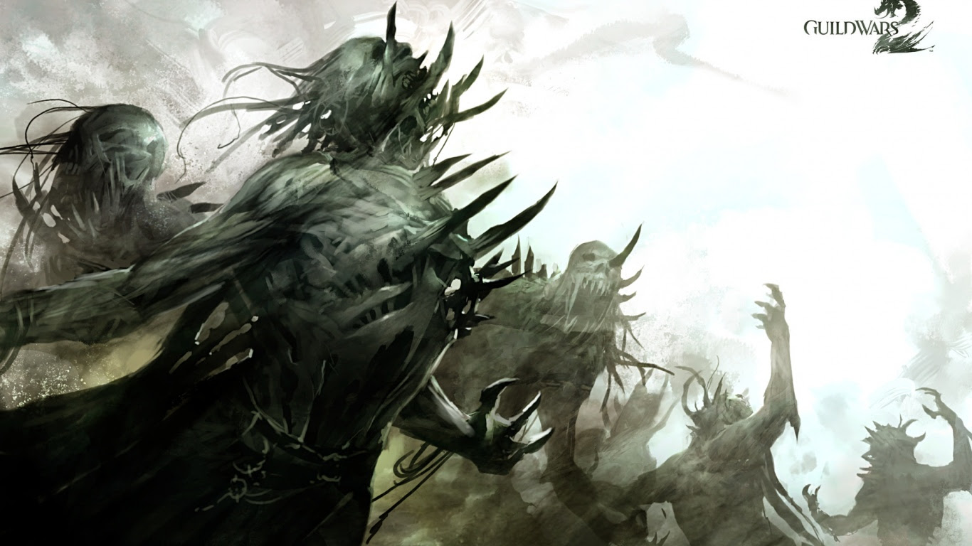 1366x768 Guild Wars 2 Desktop Pc And Mac Wallpaper