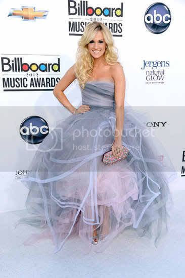 Billboard Music Awards 2012 Red Carpet