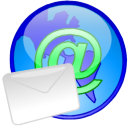 Email icon crystal