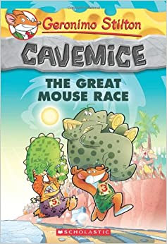 Geronimo Stilton Cavemice: The Great Mouse Race