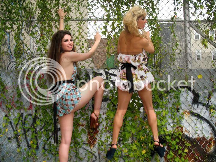 Mandate of Heaven,Leah Wichler,Carissa Ackerman,fashion,climbing