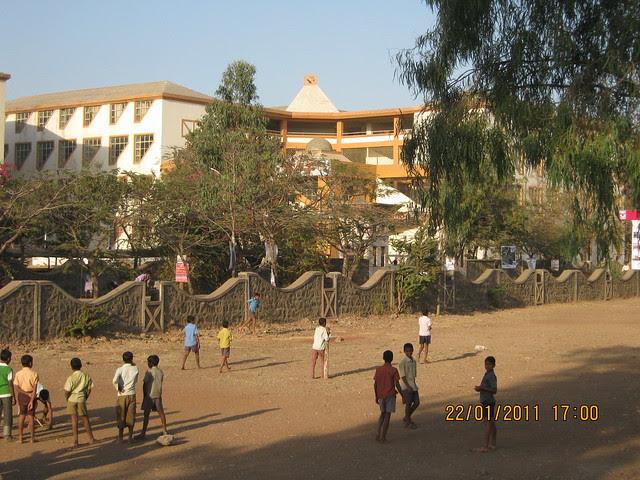 Visit to Neo City 1 BHK & 2 BHK Flats at Wagholi Pune 411 027 - Shantilal Mutha's  Wagholi Educational and Rehabilitation Center (WERC), Pune