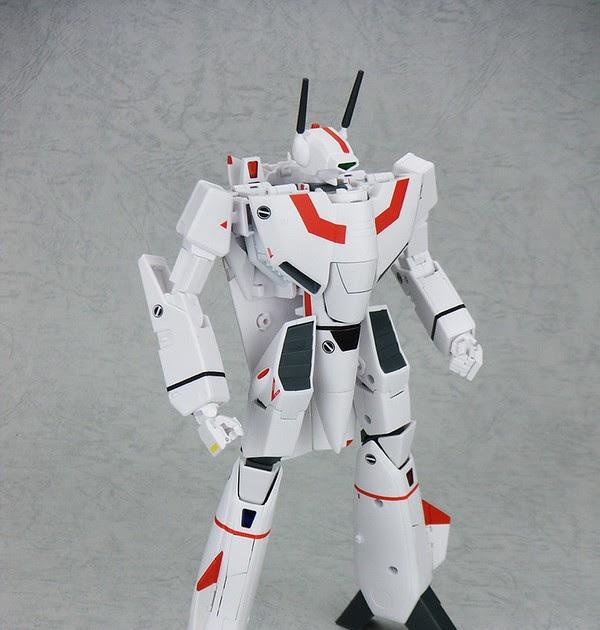 Hikaru No Go 63 Vf: 1/60 Yamato VF-1J Valkyrie Hikaru Ichijo With Optional