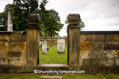 Renick Family Plot, Grandview Cemetery, Chillicothe, Ohio