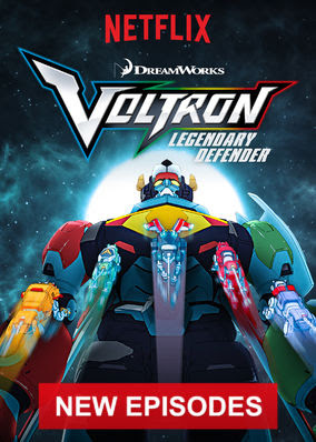 Voltron: Legendary Defender - Season 3
