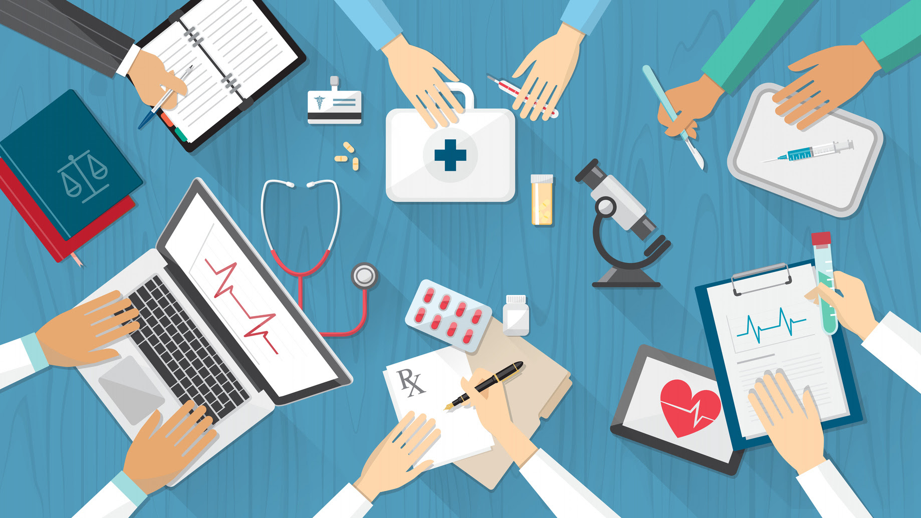 Healthcare organizations face tough marketing challenges ...