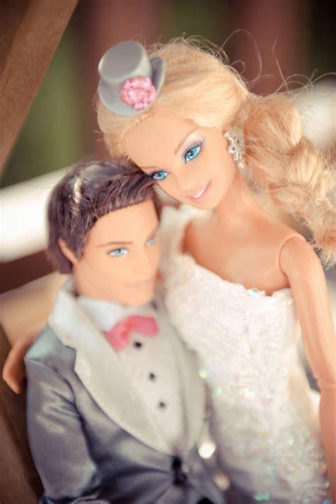 Barbie and Ken´s Wedding!   Weddingstory