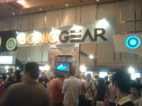 Sonic Gear