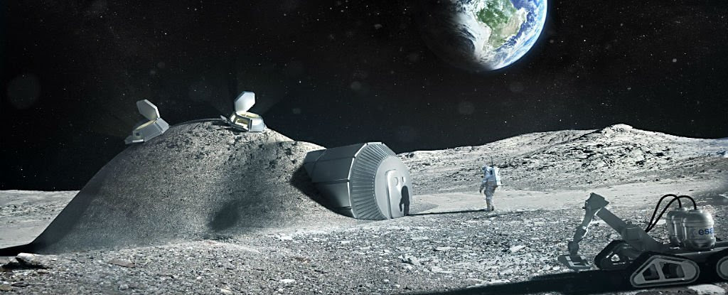 Image result for Moon Village