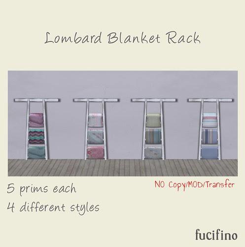 [f] fucifino.lombard blanket rack for Moody Mondays, 8/8