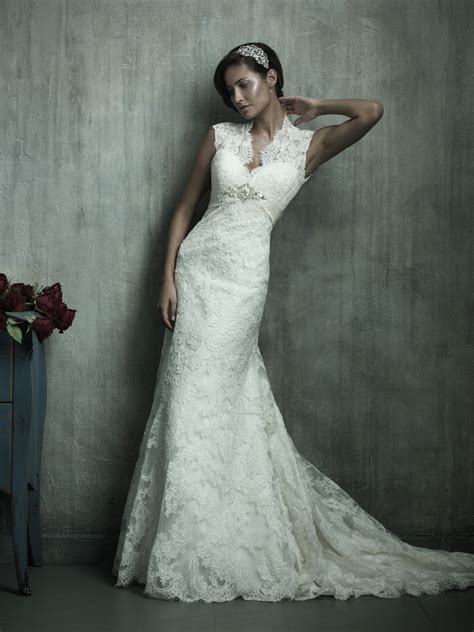 Allure Couture Wedding Dresses   Style C155 [C155