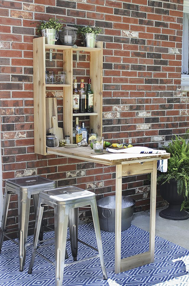 15 Diy Bar Table Cool Diys