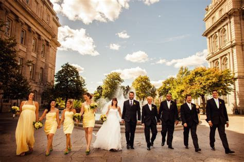 Melanie & Rogers Old Montreal ?Country Styled? Wedding