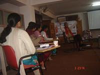 Prof AC Bhagabati Talking a Session on 4 feb 2012