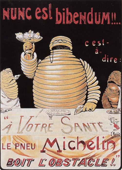 Nunc est Bibendum poster, by O'Galop