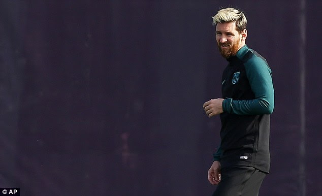 Barcelona superstar Lionel Messi has been offered a move to Manchester City if he ever leaves